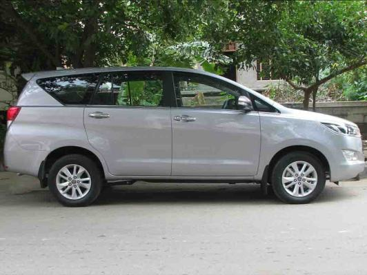 Innova Crysta Car Rental Delhi